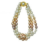 <b>Product: </b> Freshwater Hyderabad natural Pearl Bracelet<br><br>