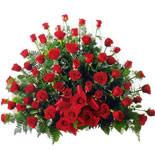 Send this lovely basket of 150 roses in your colour choice to the most important person in your life.  Will surely make the recepient know how much you care.