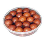 These spongy and sweet gulabjamuns are the best way to celebrate an occasion.<br><br>Shipping Info : Within 2-3 Days