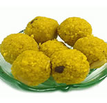 1 Kg. Boondi Ladoo made of pure Ghee. A perfect gift to celebrate the occasion.<br><br>Shipping Info : Within 2-3 Days